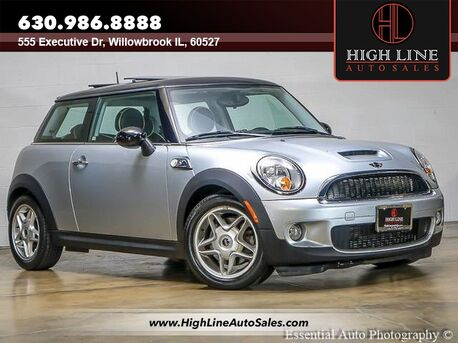 2007_MINI_Cooper Hardtop_S_ Willowbrook IL