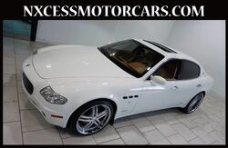 2007_Maserati_Quattroporte_CLEAN CARFAX JUST 44K MILES._ Houston TX