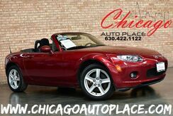 2007_Mazda_MX-5 Miata_Sport CONVERTIBLE - 1 OWNER 2.0L DOHC I4 ENGINE PADDLE SHIFTERS PREMIUM ALLOY WHEELS CLIMATE CONTROL BLACK CLOTH SPORT SEATS_ Bensenville IL