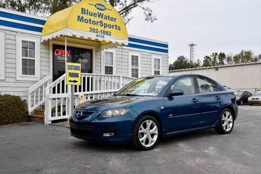2007_Mazda_Mazda3_s Grand Touring_ Wilmington NC