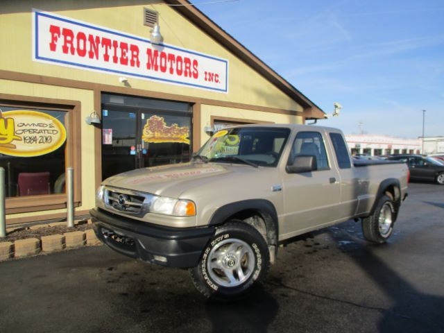 2007 Mazda Truck B4000 Cab Plus 4 4WD Middletown OH