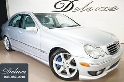 Mercedes-Benz C 230 2.5L Sport Sedan, AMG Body-Style, Remote Entry, Multi-Function Steering Wheel, In-Dash CD-Player, Sport Leather Seats, Sport Suspension, 17-Inch Alloy Wheels, 2007