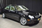 2007 Mercedes-Benz C-Class 3.0L 4Matic AWD Luxury