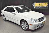 2007 Mercedes-Benz C-Class 3.0L Luxury 4Matic