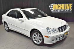 Mercedes-Benz C-Class 3.0L Luxury 4Matic 2007
