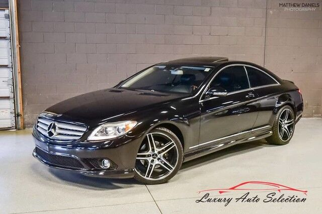 2007_Mercedes-Benz_CL550 Sport_2dr Coupe_ Chicago IL