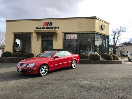 2007 Mercedes-Benz CLK 350 3.5L Hopewell NJ