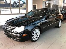 2007_Mercedes-Benz_CLK_Coupe_ Brookfield WI