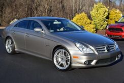 2007_Mercedes-Benz_CLS-Class_6.3L AMG_ Easton PA