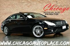 2007_Mercedes-Benz_CLS-Class_CLS 550 - 5.5L V8 ENGINE REAR WHEEL DRIVE NAVIGATION KEYLESS GO HEATED/COOLED SEATS SUNROOF HARMAN/KARDON AUDIO XENONS_ Bensenville IL