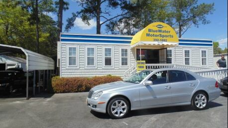 2007_Mercedes-Benz_E-Class_3.5L_ Wilmington NC