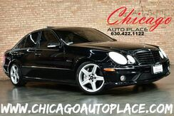 2007_Mercedes-Benz_E-Class_E 63 AMG - 6.3L AMG-BUILT V8 ENGINE REAR WHEEL DRIVE NAVIGATION PARKING SENSORS BLACK LEATHER AMG SEATS HEATED/COOLED SEATS SUEDE HEADLINER XENONS_ Bensenville IL