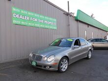 2007_Mercedes-Benz_E-Class_E350_ Spokane Valley WA