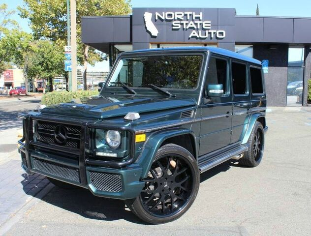 Amazing 2007 Mercedes Benz G Class 5.0L Walnut Creek CA ...