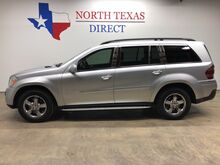 2007_Mercedes-Benz_GL-Class_Premium Plus Gps Navi Camera Touch Screen Dual Roofs_ Mansfield TX