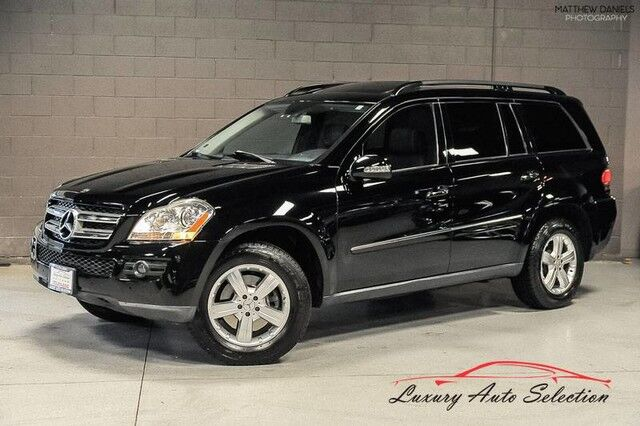 2007 Mercedes-Benz GL450 4Matic With Rear DVD 4dr SUV Chicago IL