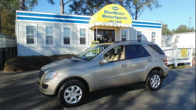 2007 Mercedes-Benz M-Class 3.5L Wilmington NC