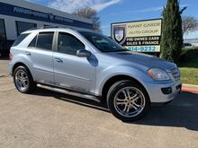 2007_Mercedes-Benz_ML350 4MATIC_LEATHER, SUNROOF, UPGRADED RIMS, RUNNING BOARDS!!! VERY CLEAN!!! GREAT VALUE!!!_ Plano TX