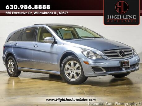 2007_Mercedes-Benz_R-Class_3.0L_ Willowbrook IL