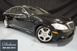 Mercedes-Benz S 550 4MATIC, Navigation System, Rear-View Camera, Harman/Kardon Surround Sound, Ventilated Seats, Power Sunroof, AMG Alloy Wheels, 2007