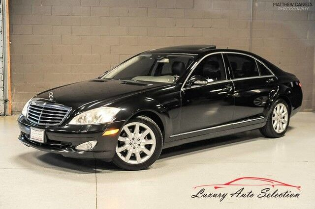 2007_Mercedes-Benz_S-550_4dr Sedan_ Chicago IL