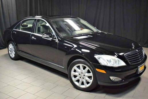 2007 Mercedes-Benz S-Class 5.5L V8 4Matic AWD Easton PA