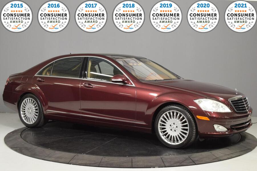 2007_Mercedes-Benz_S-Class_5.5L V8_ Glendale Heights IL