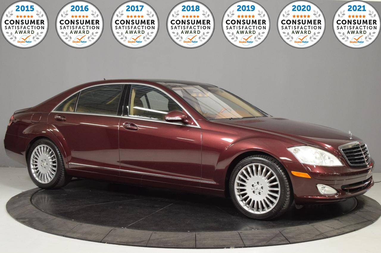 2007 Mercedes-Benz S-Class 5.5L V8 Glendale Heights IL