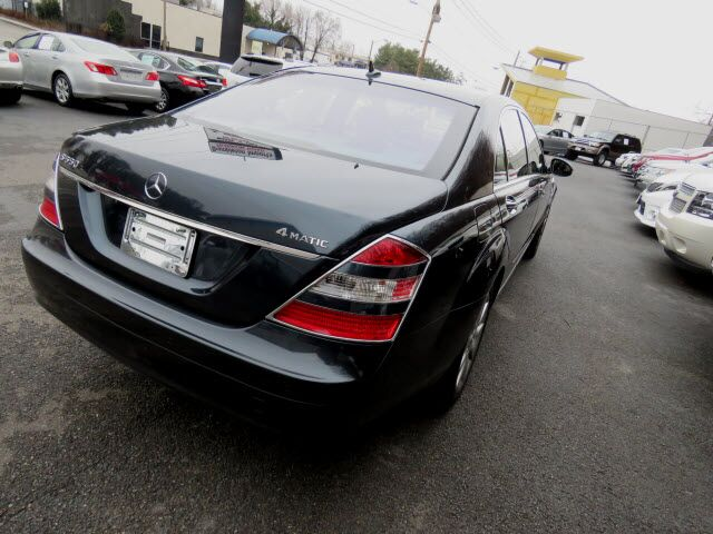 2007 Mercedes-Benz S550 4MATIC Roanoke VA