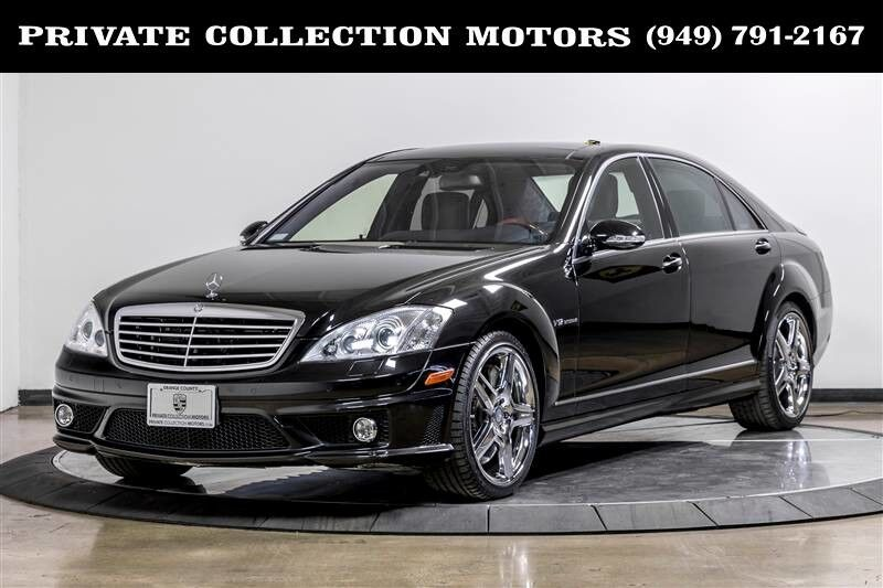 2007 mercedes benz s65 amg s65 amg s class 2 owner clean carfax rh privatecollectionmotors com 2014 Mercedes -Benz S65 AMG 2006 Mercedes S65 Biturbo