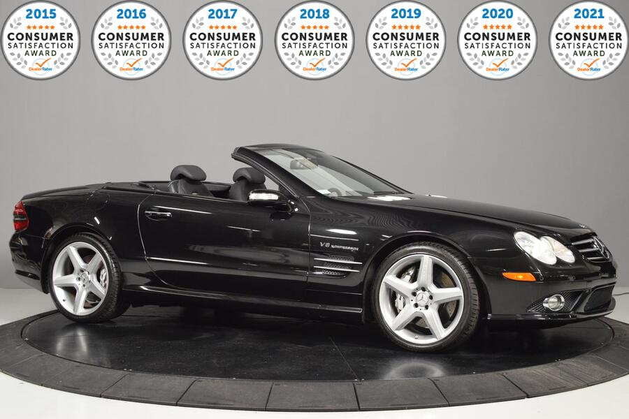 2007 Mercedes-Benz SL-Class 5.5L AMG Glendale Heights IL