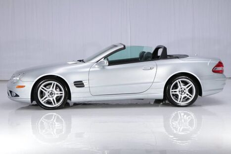 2007_Mercedes-Benz_SL-Class Convertible_SL 550_ West Chester PA
