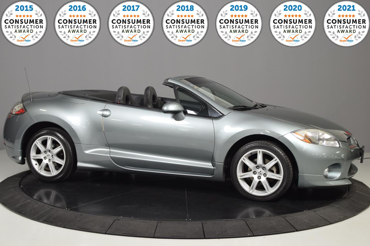 2007 Mitsubishi Eclipse GT Spyder Glendale Heights IL