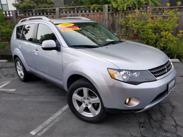 2007 Mitsubishi Outlander XLS Redwood City CA