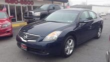 2007_NISSAN_ALTIMA_3.5 SE, CARFAX CERTIFIED, SATELLITE RADIO, MULTI CD, HEATED MIRRORS, ONE OWNER, ONLY 72K MILES!_ Norfolk VA