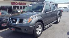 2007_NISSAN_FRONTIER_LE CREW CAB 4X4, CARFAX CERTIFIED, HEATED LEATHER SEATS, SUNROOF, SOFT TONNEAU COVER, ONE OWNER!_ Norfolk VA