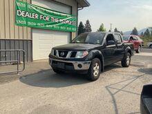 2007_Nissan_Frontier_LE Crew Cab 4WD_ Spokane Valley WA
