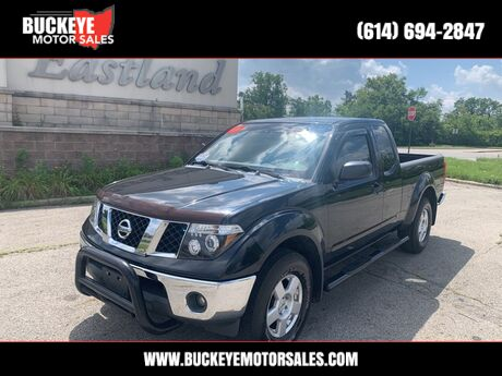 2007 Nissan Frontier SE Columbus OH