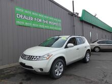2007_Nissan_Murano_SL AWD_ Spokane Valley WA