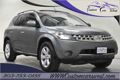 2007_Nissan_Murano_SL_ Englewood CO