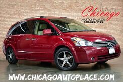 2007 Nissan Quest SE - NAVI BACKUP CAM REAR TV 3RD ROW HEATED SEATS Bensenville IL