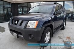 2007_Nissan_Xterra_S / 4X4 / 4.0L V6 / Automatic / Power Locks & Windows / Cruise Control / Tow Pkg / 21 MPG_ Anchorage AK