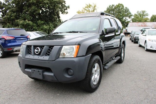 2007 Nissan Xterra S Richmond VA