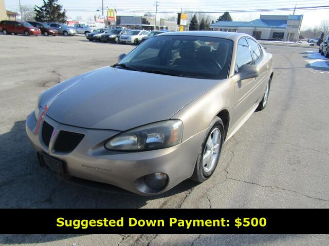 2007 PONTIAC GRAND PRIX BASE  Bay City MI