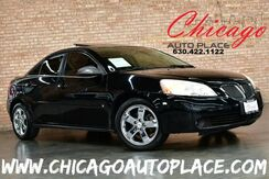 2007_Pontiac_G6_GT - 3.5L V6 ENGINE FRONT WHEEL DRIVE BLACK LEATHER HEATED SEATS SUNROOF CHROME WHEELS MONSOON AUDIO_ Bensenville IL