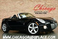 2007_Pontiac_Solstice_CONVERTIBLE - CLEAN CARFAX 5 SPEED MANUAL ECOTEC 2.4L VVT TINTED GLASS SPORT BUCKET SEATS PREMIUM ALLOY WHEELS_ Bensenville IL