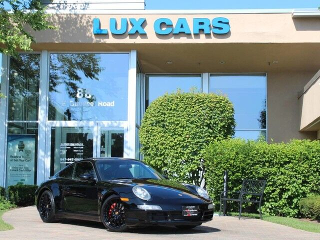 2007_Porsche_911_Carrera 4S 6-Speed Manual AWD MSRP $100,485_ Buffalo Grove IL