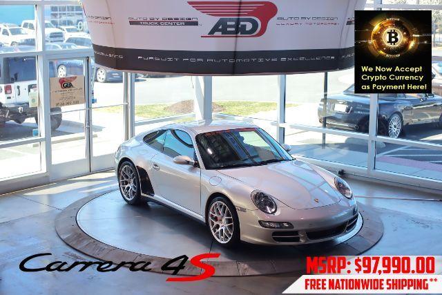2007 Porsche 911 Carrera 4S Chantilly VA