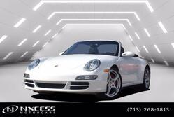 Porsche 911 Carrera 4S Convertible 2007