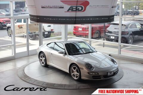 2007_Porsche_911_Carrera_ Chantilly VA